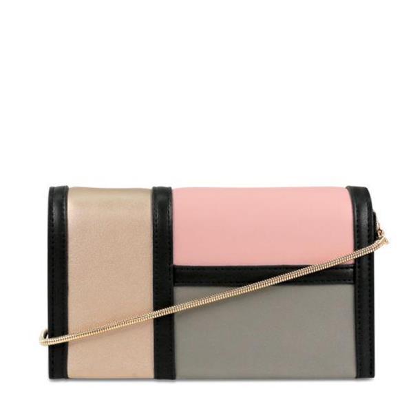 d0efa32e6e Γυναικεία Τσάντα Pauls Boutique Vivienne PBN127557 Ροζ Μαύρο