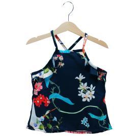 Παιδική Μπλούζα NCollege 29-6062 Φλοράλ Κορίτσι