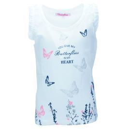 Παιδική Μπλούζα NCollege 29-9064 Εκρού Κορίτσι