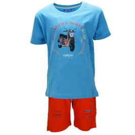 Παιδικό Σετ-Σύνολο Energiers 12-219173-0 Πορτοκαλί Αγόρι