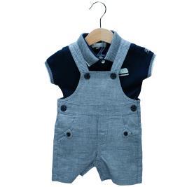 Βρεφικό Σετ-Σύνολο Boutique 41-219481-0 Μπλε Αγόρι