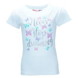 Παιδική Μπλούζα Energiers 15-219322-5 Λευκό Κορίτσι