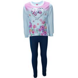 Παιδικό Σετ-Σύνολο Joyce 92206 Ροζ Λευκό Κορίτσι