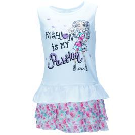 Παιδικό Φόρεμα Joyce 92403 Λευκό Κορίτσι