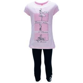 Παιδικό Σετ-Σύνολο Joyce 92705 Ροζ Κορίτσι
