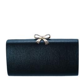 Γυναικείος Φάκελος Verde 01-0001217 Μαύρο