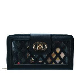 Γυναικείο Πορτοφόλι Verde 18-0000947 Μαύρο