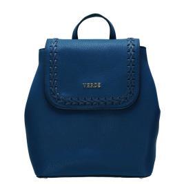 Γυναικεία Τσάντα Verde 16-0005184 Μπλε
