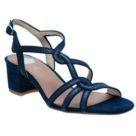 Γυναικείο Πέδιλο Exe Grace-693 Μπλε