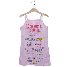 Παιδική Πυτζάμα Dreams 98612 Ροζ Κορίτσι