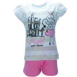 Παιδική Πυτζάμα Dreams 98402 Μπεζ Κορίτσι