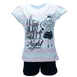 Παιδική Πυτζάμα Dreams 98402 Ροζ Κορίτσι