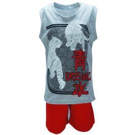 Παιδική Πυτζάμα Dreams 98512 Μελανζέ Αγορι
