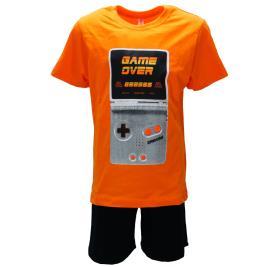 Παιδική Πυτζάμα Dreams 98505 Πορτοκαλί Αγορι