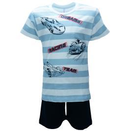 Παιδική Πυτζάμα Dreams 98304 Ριγέ Σιέλ Αγόρι