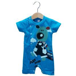 Βρεφική Πυτζάμα Dreams 98110 Γαλάζιο Αγόρι