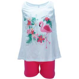 Παιδική Πυτζάμα Dreams 98610 Λευκό Κορίτσι