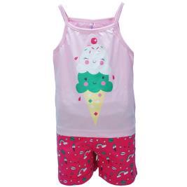 Παιδική Πυτζάμα Dreams 98411 Ροζ Κορίτσι