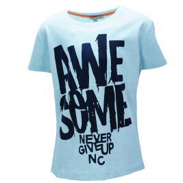 Παιδική Μπλούζα New College 29-9031 Σιέλ Αγόρι