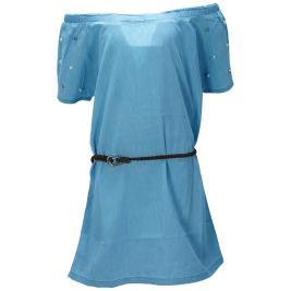 Παιδικό Φόρεμα New College 29-7000 Denim Κορίτσι