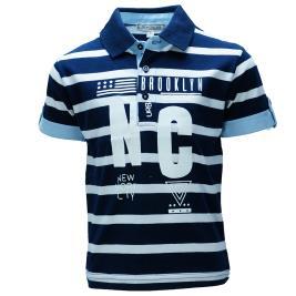 Παιδική Μπλούζα New College 29-943 Ριγέ Αγόρι