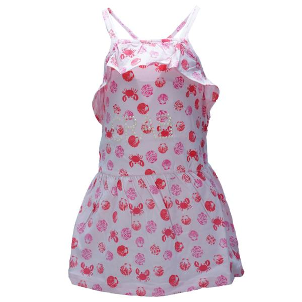 1288eb81728 Παιδικό Φόρεμα New College 29-754 Ροζ Κορίτσι