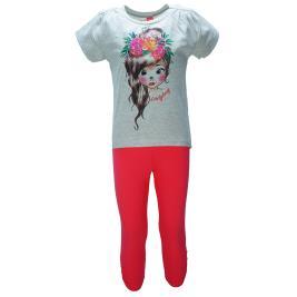 Παιδικό Σετ-Σύνολο Joyce 92308 Μελανζέ Κορίτσι