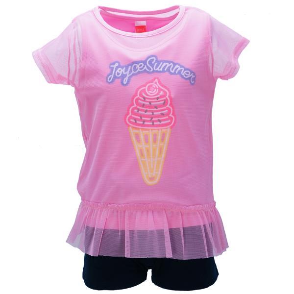 fe37d87b146c Παιδικό Σετ-Σύνολο Joyce 92362 Ροζ Κορίτσι