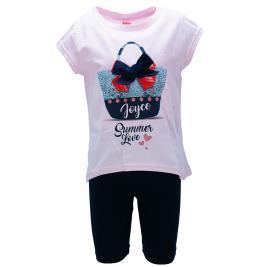 Παιδικό Σετ-Σύνολο Joyce 92344 Ροζ Κορίτσι