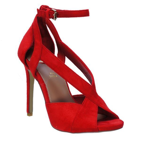 Γυναικείο Πέδιλο Exe Silvia-518 Κόκκινο