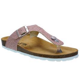 Γυναικείο Σανδάλι Plakton 101671 Ροζ Glitter