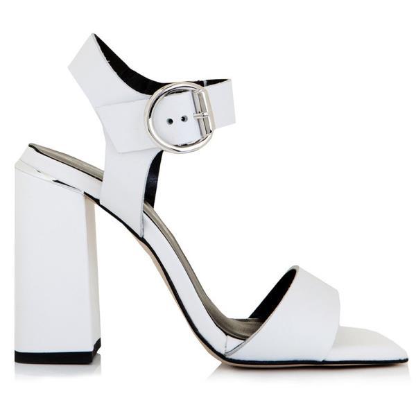 Γυναικείο Πέδιλο Sante 19-201-09 Λευκό