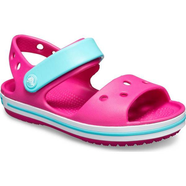 Παιδικό Πέδιλο Crocs 12856-6LH Φούξια-Βεραμάν