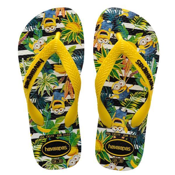 Παιδική Σαγιονάρα Havaianas 4133167-4605 Κίτρινο