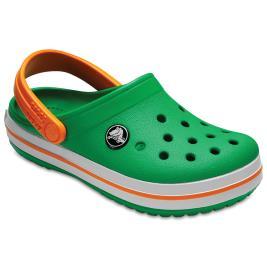 Παιδικό Πέδιλο Crocs 204537-3R4 Πράσινο Πορτοκαλί