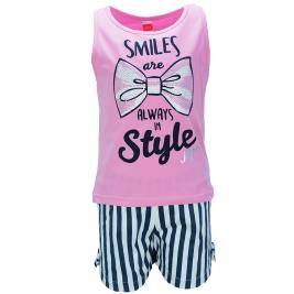 Παιδικό Σετ-Σύνολο Joyce 92385 Ροζ Κορίτσι