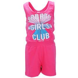 Παιδικό Ολόσωμο Σόρτς Joyce 92904 Φούξια Κορίτσι