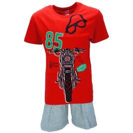 Παιδικό Σετ-Σύνολο Joyce 91320 Κόκκινο Αγόρι