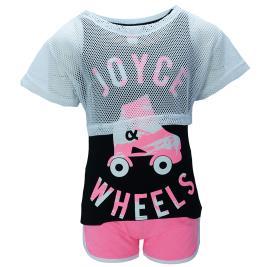 Παιδικό Σετ-Σύνολο Joyce 92720 Μαύρο Κορίτσι