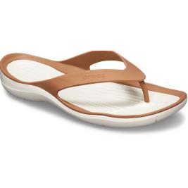 Γυναικεία Σαγιονάρα Crocs 204974-081F Bronze Oyster