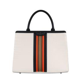 Γυναικεία Τσάντα Pauls Boutique Mabel PBN127563 Λευκό