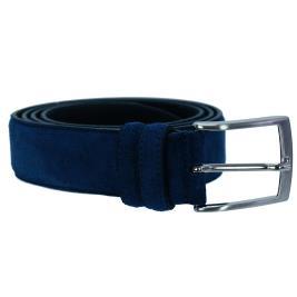 Ανδρική Ζώνη Romeo Gigli CU01000256 Μπλε