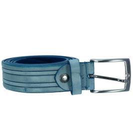 Ανδρική Ζώνη Romeo Gigli CU01000301 Μπλε