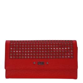 Γυναικείο Πορτοφόλι Basile BA19S-508-86 Κόκκινο