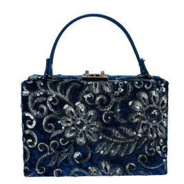 Γυναικείο Clutch La Grace H17A516 Μπλε