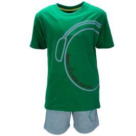 Παιδικό Σετ-Σύνολο Amaretto B1961 Πράσινο Αγόρι