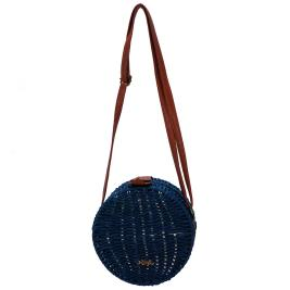 Γυναικεία Τσάντα Verde 48-0000004 Μπλε