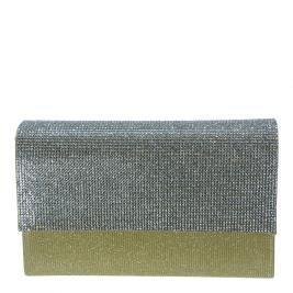 Γυναικείος Φάκελος Verde 01-0001227 Χρυσό
