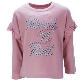 Παιδική Μπλούζα Εβίτα 199165 Σομόν Κορίτσι