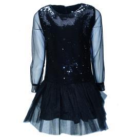 Παιδικό Φόρεμα Εβίτα 199094 Μαύρο Κορίτσι